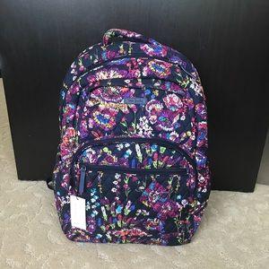 NWT Vera Bradley Essential Large Backpack